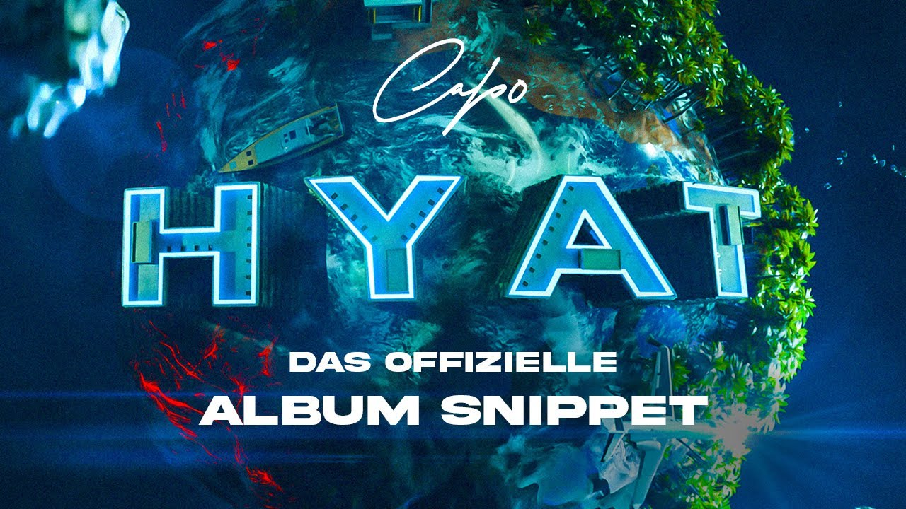 CAPO - HYAT OFFICIAL ALBUM SNIPPET (MIXED BY DJ A.S.ONE)