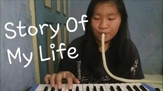 Story Of My Life - One Direction | Melodica Cover