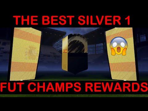 INSANE SILVER 1 FUT CHAMPIONS REWARDS FIFA 18! WE GOT AN IN FORM