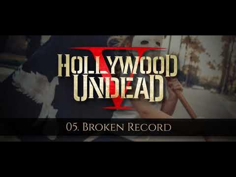Hollywood Undead - Broken Record [w/Lyrics]