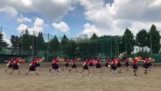 高校野球ダンスコンテスト2018 大和西高等学校