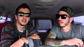PIQNIQ 2013 - Backstage with Twenty One Pilots