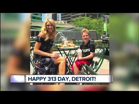 Celebrate Detroit on 313 Day: Send & view photos