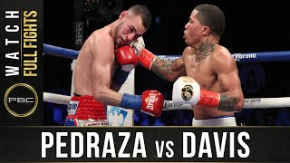 Pedraza vs Davis FULL FIGHT: January 14, 2017
