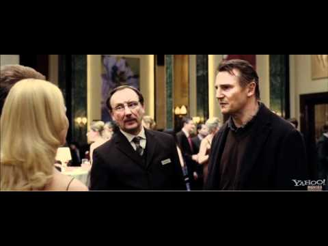 Unknown Trailer with Liam Neeson and January Jones