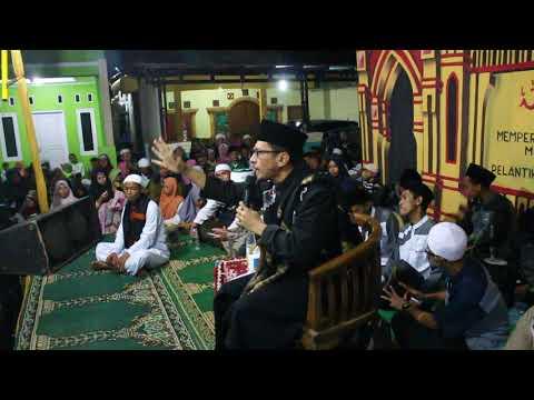 habib mustofa al jufri,poponcol bersholawat
