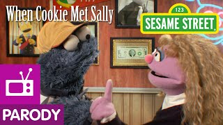 Sesame Street: When Cookie Met Sally (When Harry Met Sally Parody)