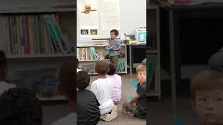 November 16, 2018 - Science Project Presentation