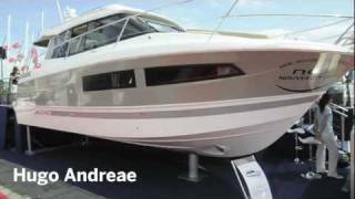Jeanneau NC9 from Motor Boat & Yachting