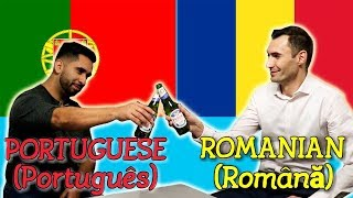 Similarities Between Romanian and Portuguese