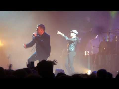 Gorillaz ft Pauline Black & De La Soul Live @ Birmingham Arena 02/12/2017