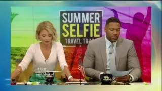 Live! With Kelly and Michael    May 13, 2016   Michael Strahan's last show full episode