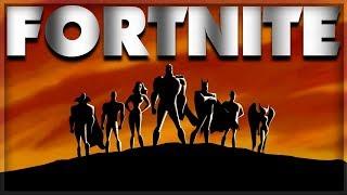 "Season 4 ""super-herói"" passe de batalha tema! (Fortnite Battle Royale temporada 4 Battle Pass tema teased)"