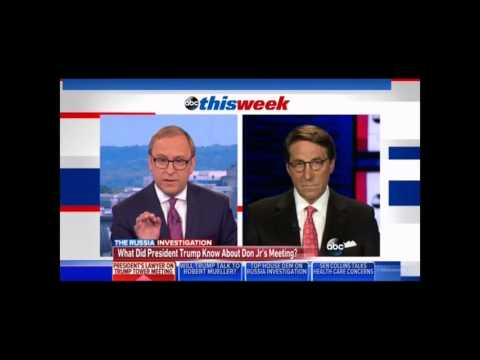 Trump lawyer: Secret Service vetted Russia meeting