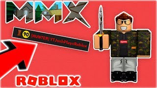 HOW TO LEVEL UP FAST IN MMX! (Roblox Murder Mystery X)