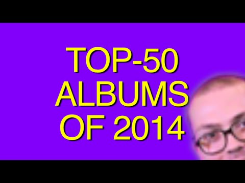 Top-50 Albums of 2014