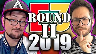 PRE #E32019 Benzaie VS Julien Chièze ROUND 2 ! UBI, SQUARE, NINTENDO