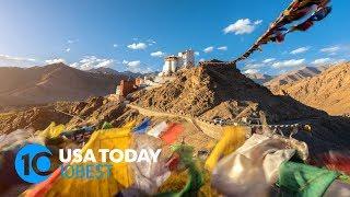 Ladakh, India  | One-Minute Getaway