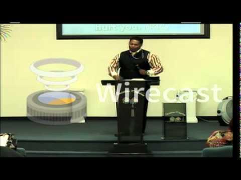 Apostle Charles Howard Live Stream