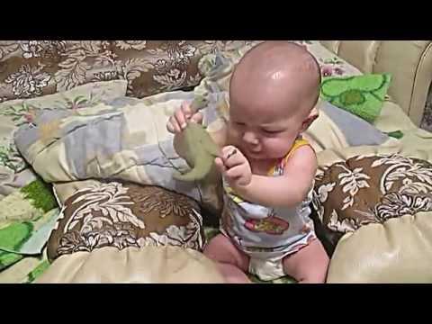 Приколы с детьми!!!!!! - YouTube