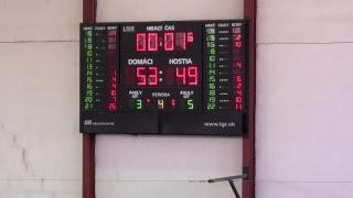 BKM SPU Nitra - RIM Basket Košice