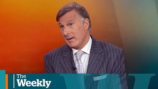 Bernier on libertarian politics and Rebel Media | The Weekly