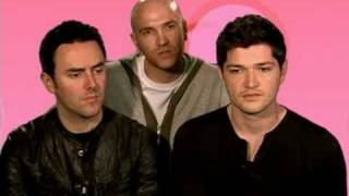 The Script on their new album