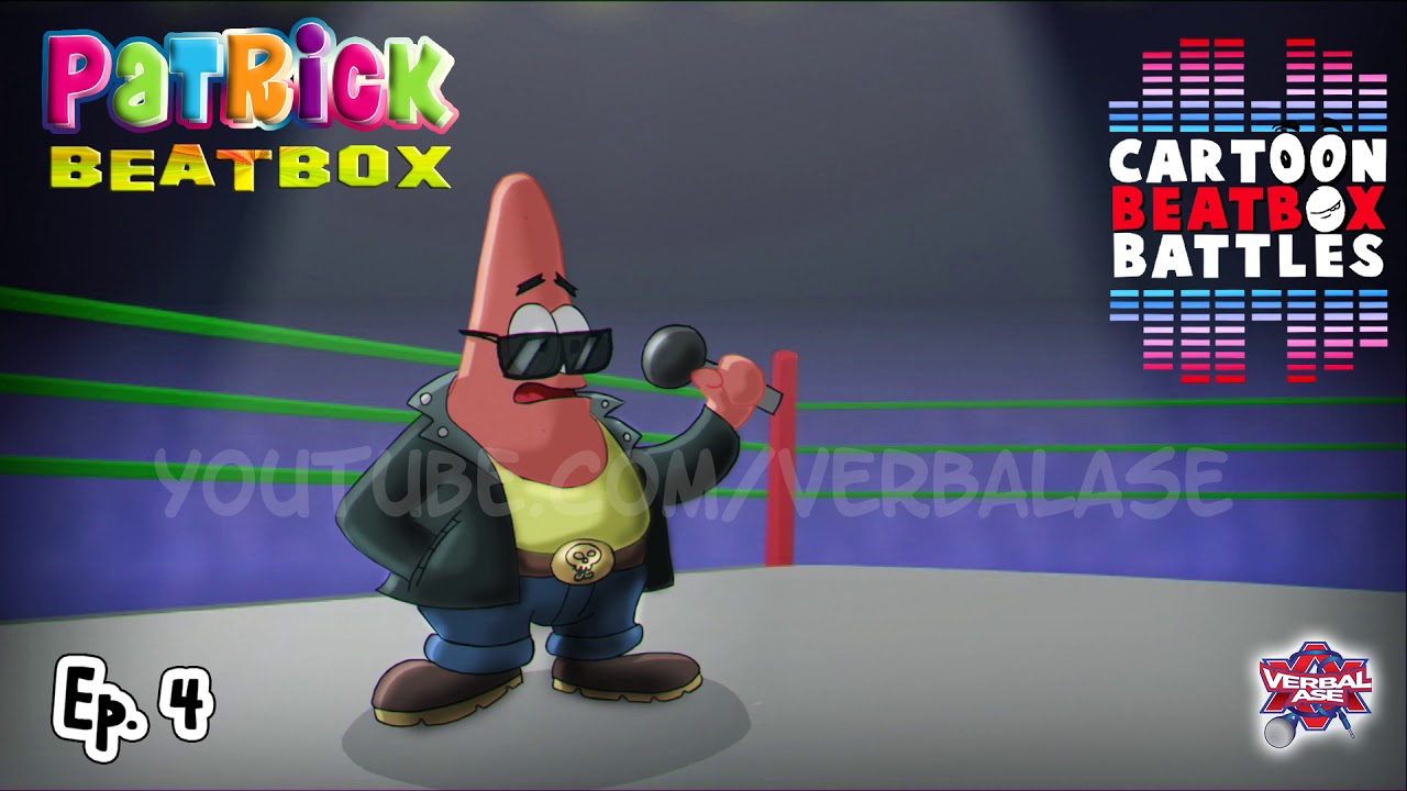 (9) Patrick Beatbox Solo 1 - Cartoon Beatbox Battles - YouTube