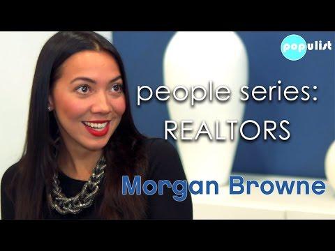 The LEGIT Realtors of Vancouver: MORGAN BROWNE