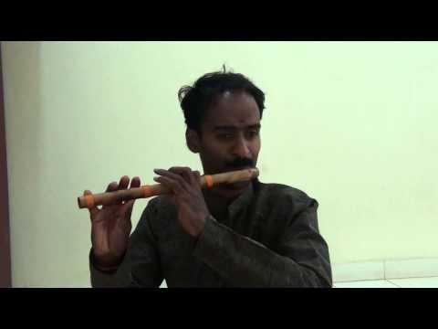 Harivarasanam.. Flute by VENU ADINADU