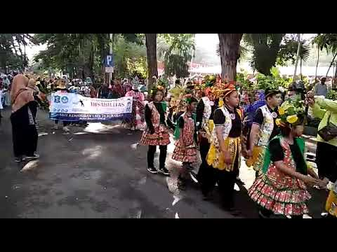 K. Serba - Serbi Hari Disabilitas Internasional di Taman Bungkul Surabaya(2) Mp3