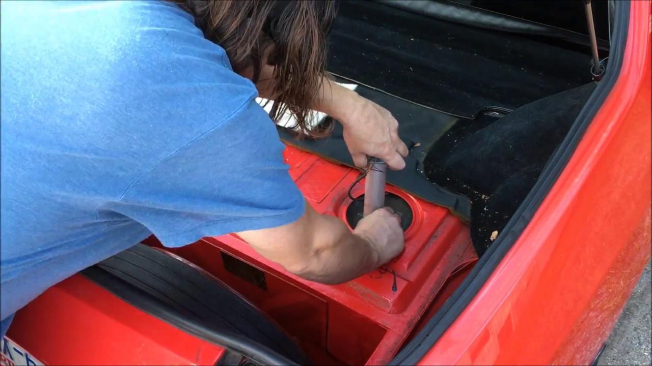 how to fix a porsche 924 944 fuel gauge [ 1280 x 720 Pixel ]