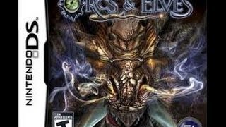 Game Review - Orcs and Elves on the DS