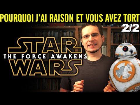 PJREVAT - Star Wars - Episode VII - The Force Awakens : Partie 2