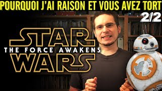 PJREVAT - Star Wars - Episode VII - The Force Awakens : Partie 2
