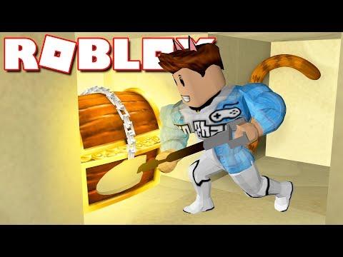 Roblox   ĐI TÌM RƯƠNG KHO BÁU CỰC BỎ BU - Treasure Hunt Simulator   KiA Phạm