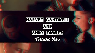 Thank You - Acoustic | Harvey Cantwell and Andy Fowler