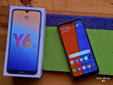 Huawei Y6 Prime 2019 Review!