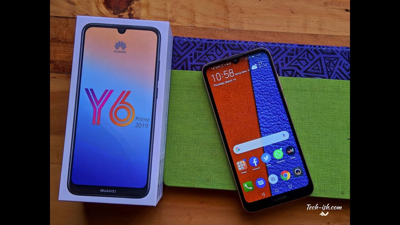 Huawei Y6 Prime 2019 Import Tax in Pakistan - Hamariweb
