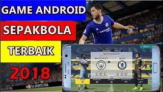TOP 5 Game Sepakbola Android Terbaik & Terkeren 2018