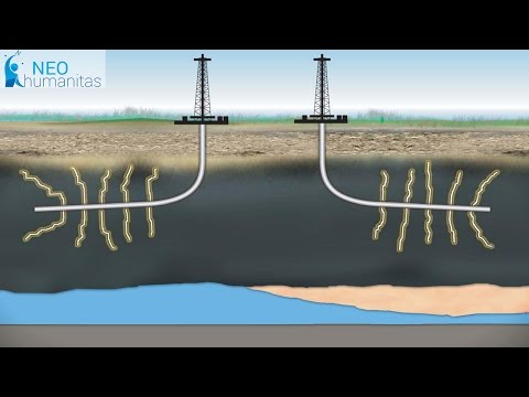 Agua Potable Contaminada por Fracking