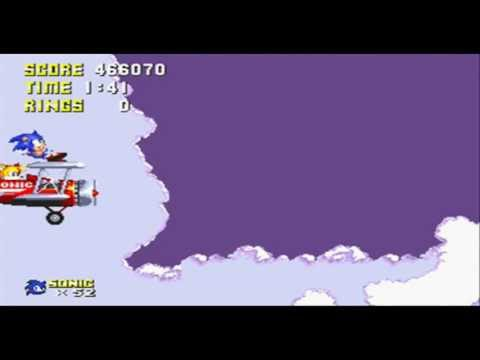 S2 (16-bit): Master Edition 3 ST - Sky Chase