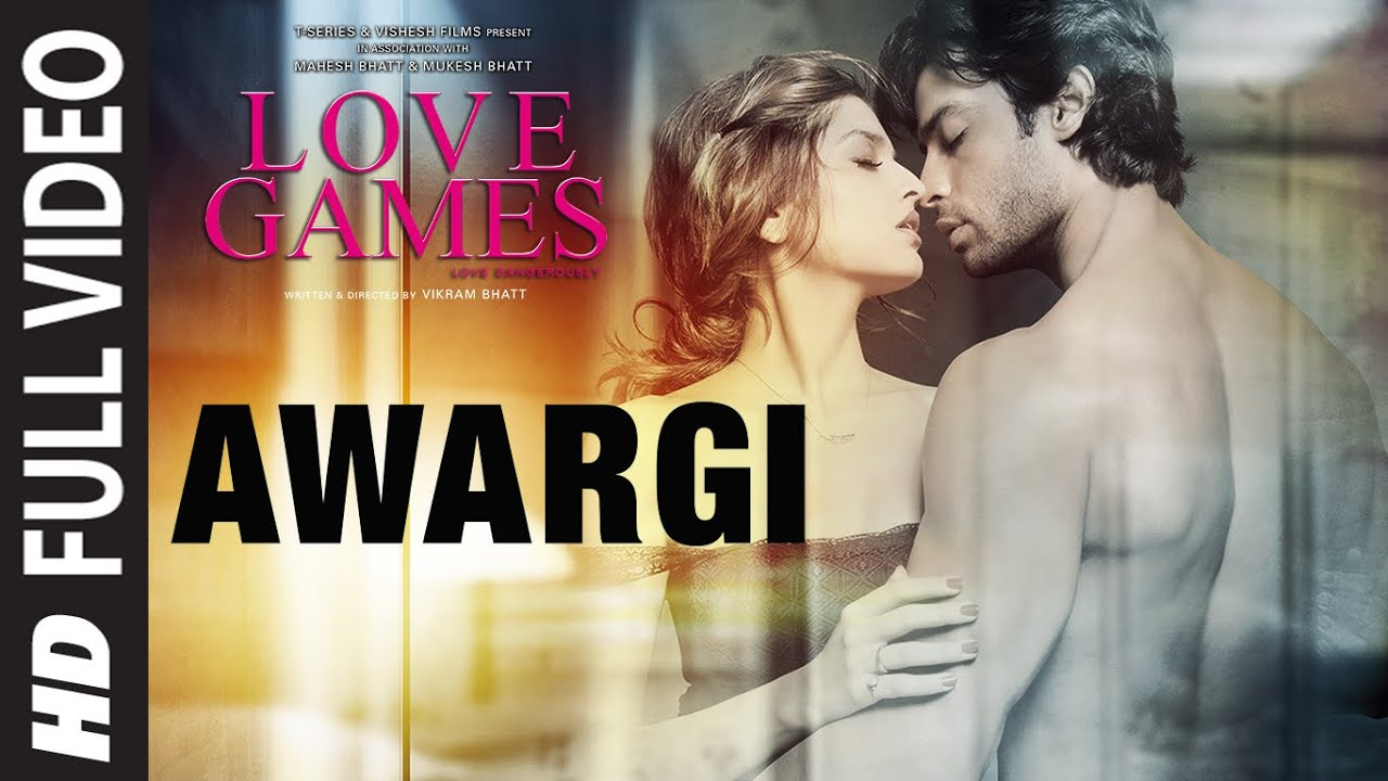 Awargi Full Video Song Love Games Gaurav Arora Tara Alisha Berry T Series