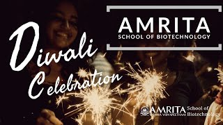 Gambar cover Amrita School of Biotechnology 2019 Diwali celebration 2019 | Creatome  #creatome #asbt