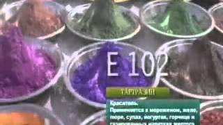 Как запомнить вредные пищевые добавки Е...(, 2013-04-16T17:07:47.000Z)