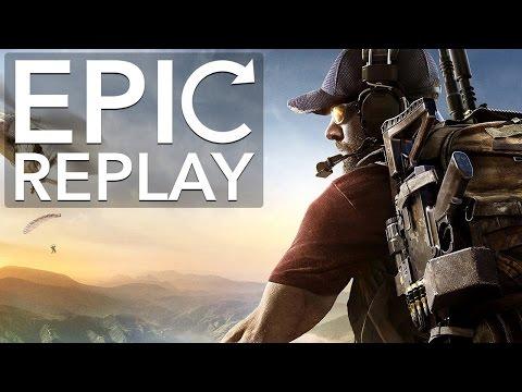 Witcher-Pferd stinkt, Ghost Recon hebt ab - Epic Replay mit euren Gaming-Clips