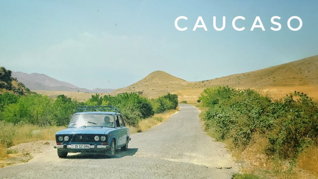 Caucaso (Georgia, Armenia, Azerbaijan): documentario di viaggio