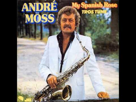 ANDRE MOSS - MY SPANISH ROSE [CD]
