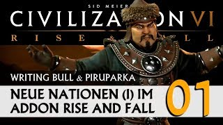 Video Civilization VI - AddOn Rise and Fall: Neue Völker (01) [deutsch] download MP3, 3GP, MP4, WEBM, AVI, FLV Januari 2018
