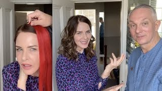 Gambar cover How to find your perfect hair colour | Trinny and Josh Wood